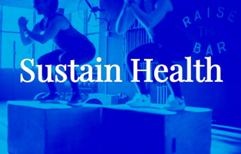 Sustain Health Logo